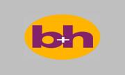 B + H